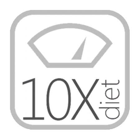10x.diet Logo