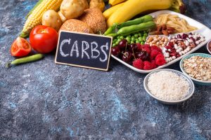 What is the difference between net carbs and total carbs?